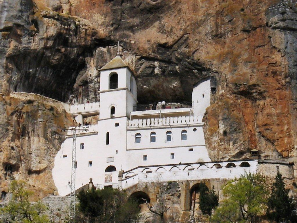 Экскурсия в монастырь Острог, Черногория