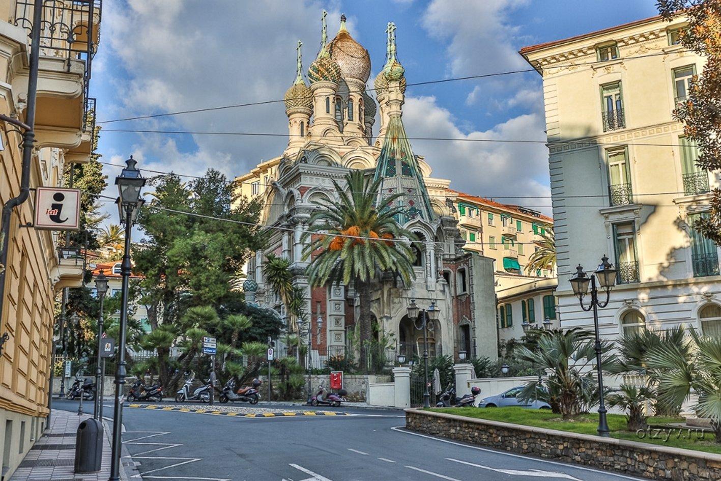 Цветочный Сан-Ремо. Путешествие из Франции в Италию