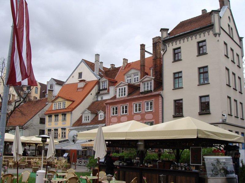 Старый город, пешеходный тур