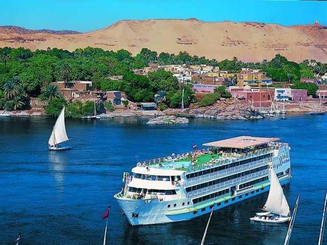Незабываемое путешествие — Круиз по Нилу