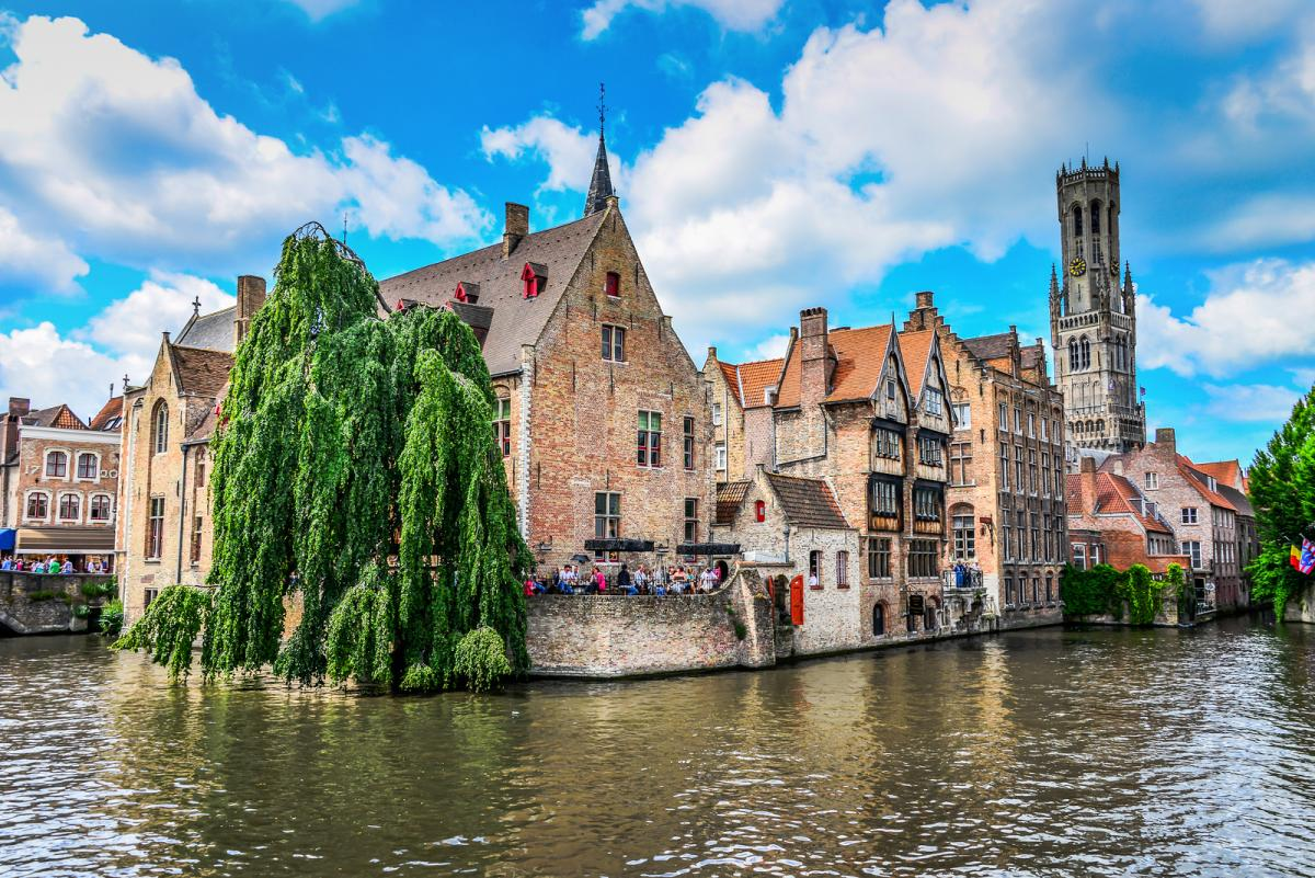 Всё самое интересное в Бельгии: Брюссель, Брюгге, Гент