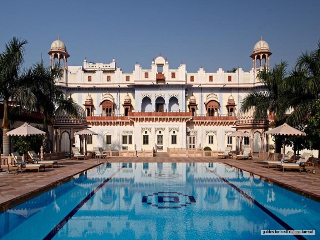 Сафари-тур по паркам Индии