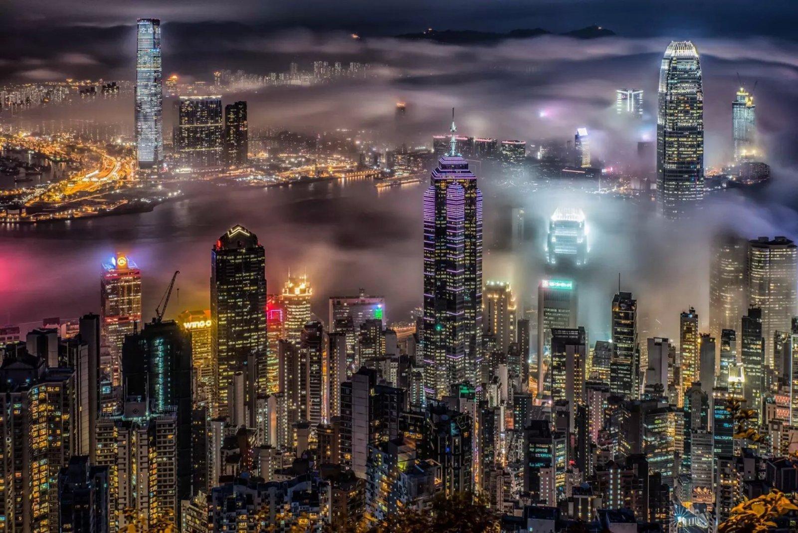 Обзорная пешеходная экскурсия по Гонконгу