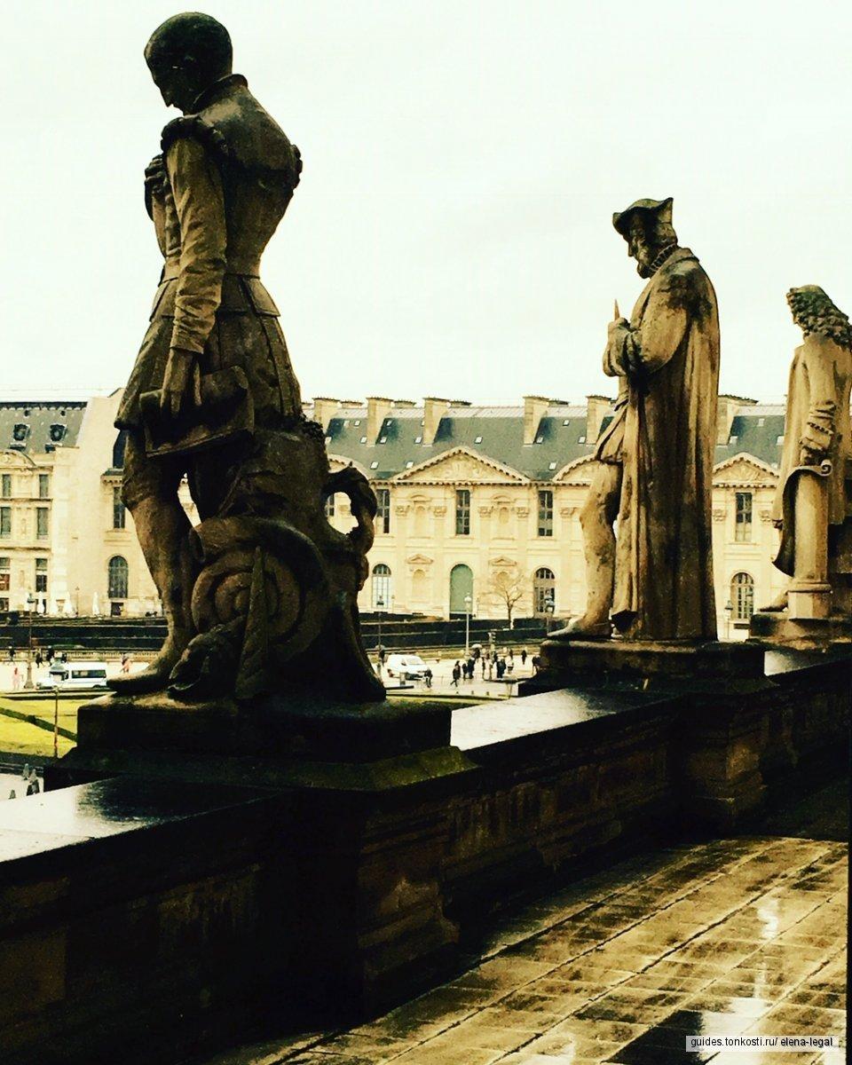 Лувр — основные шедевры музея, 2 часа