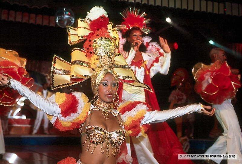 Гавана из Варадеро с посещение шоу Тропикана