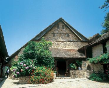 Византийские храмы Кипра: культурное наследие человечества. Выезд из Пафоса