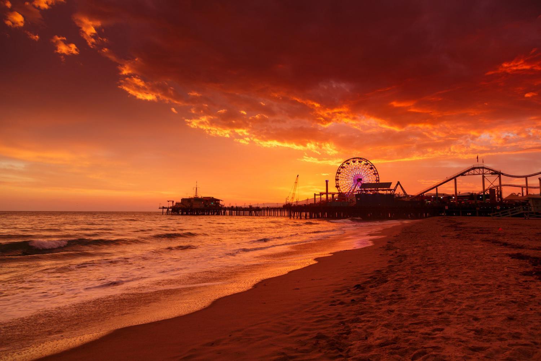 Лос-Анджелес — прошлое и настоящее