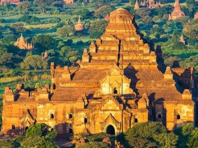 Тайны старого Багана