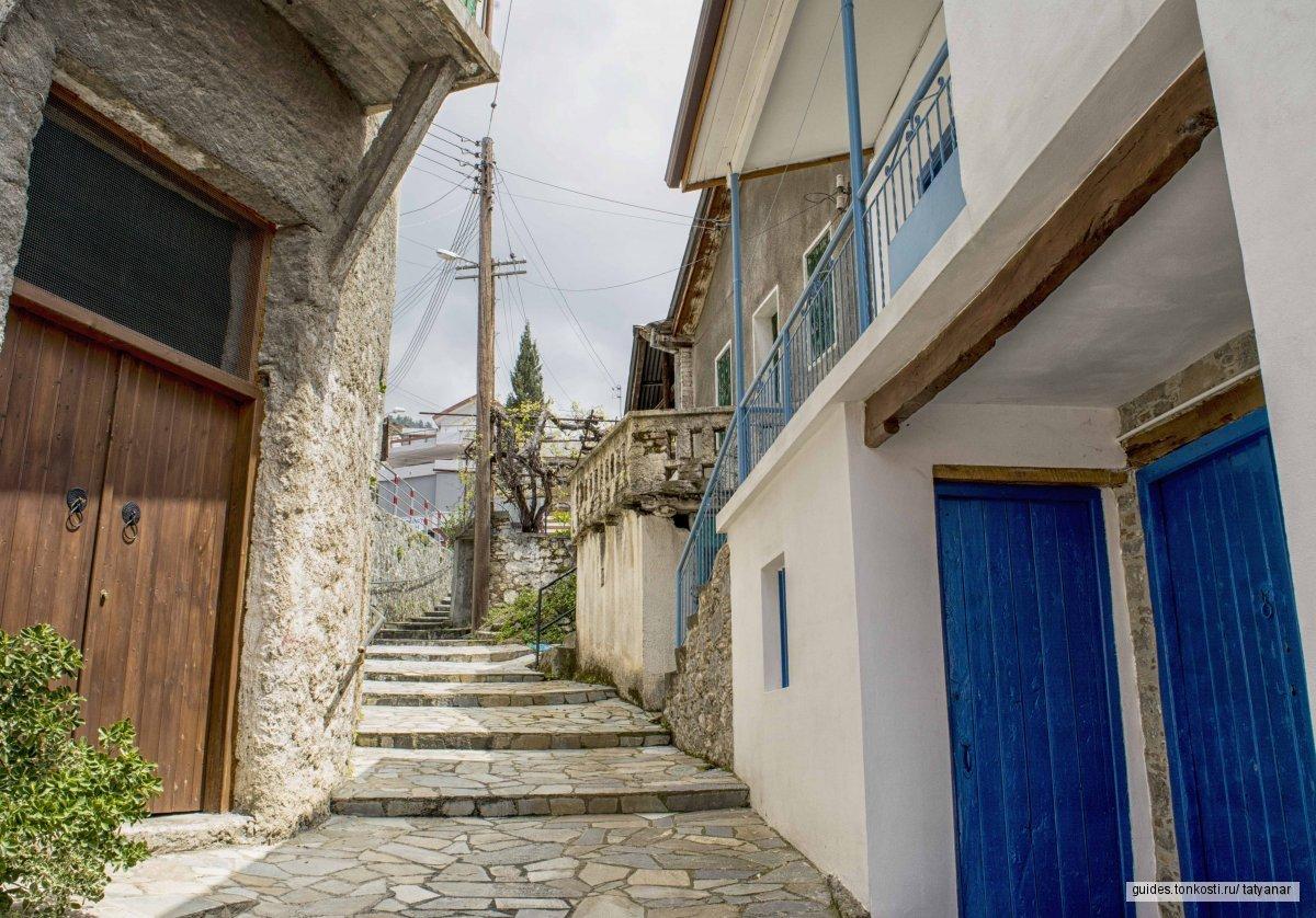 Горный Кипр. Обзорный тур. Выезд из Лимассола