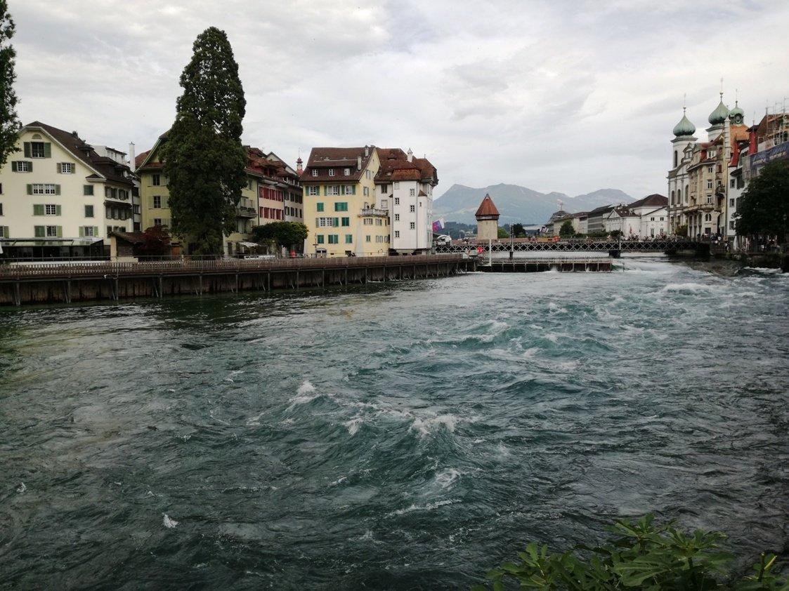 Экскурсия в Швейцарию из Праги на 2 дня