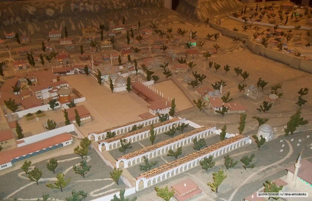 Бахчисарай — древняя резиденция Крымских ханов