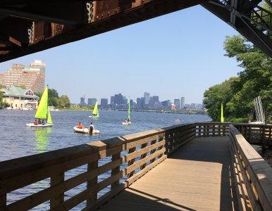 Обзорная экскурсия по Бостону и Кембриджу