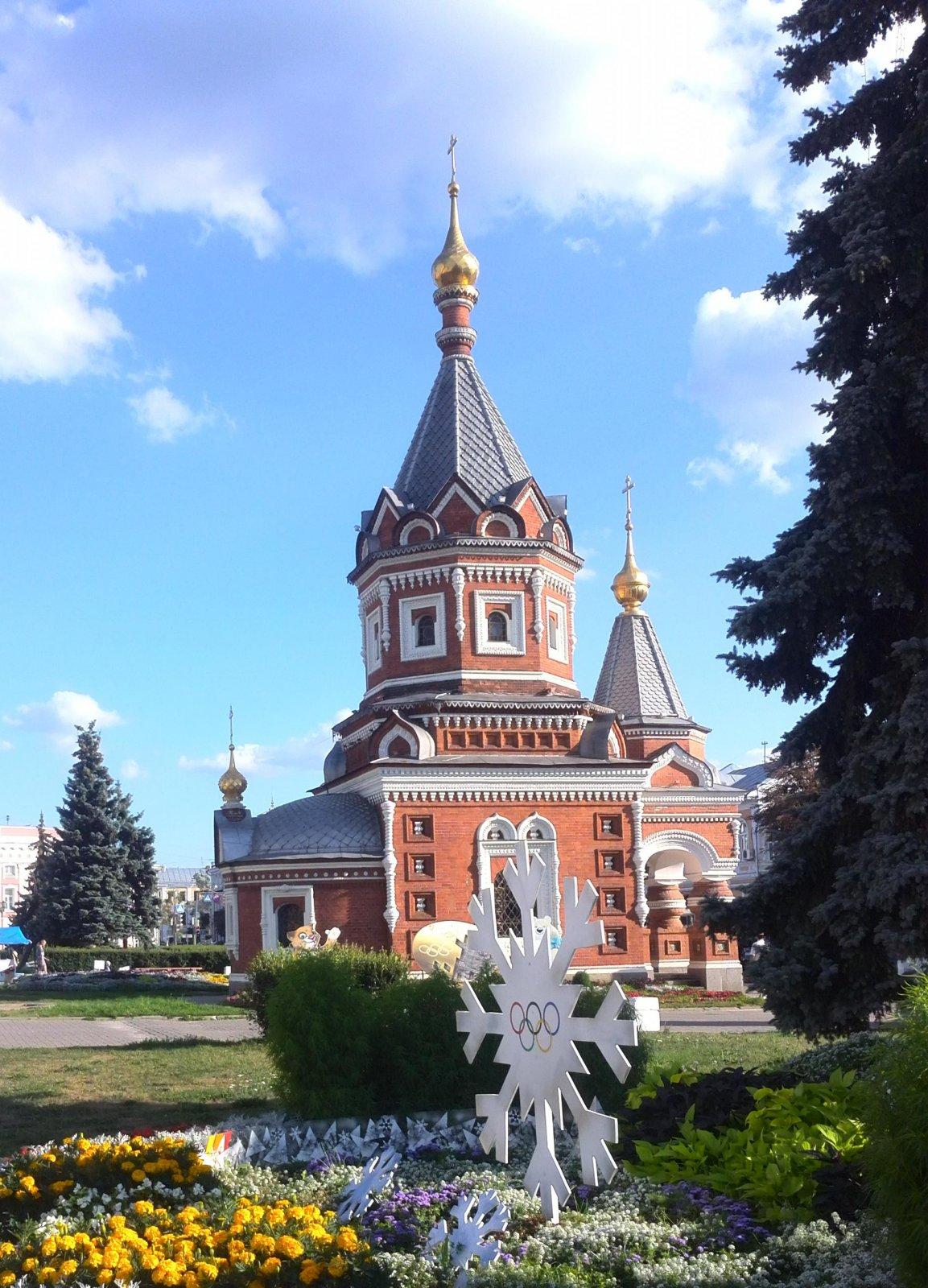 Ярославль — удивительный красавец Поволжья