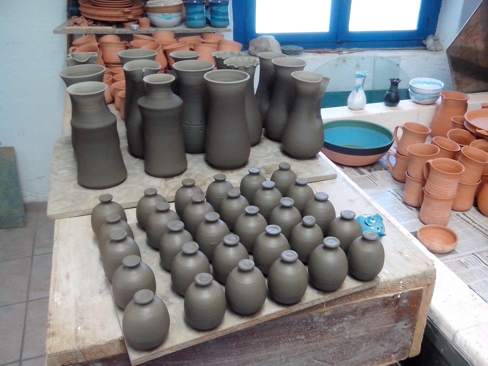 Маргаритес — деревня гончаров