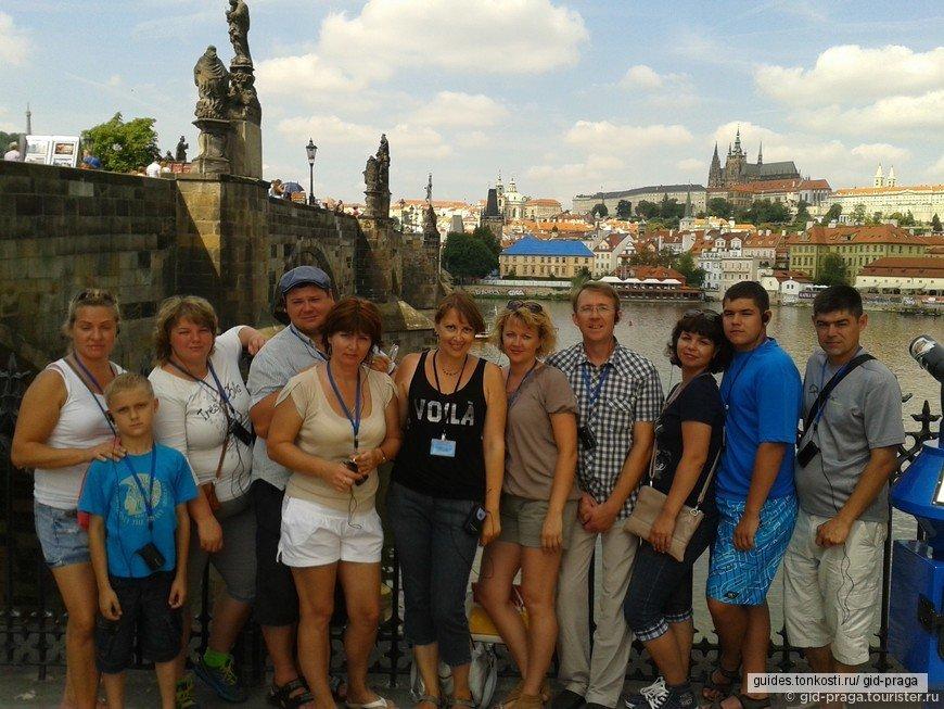 «По Праге пивной тропой», или «Замечательная обзорно-пивная экскурсия»