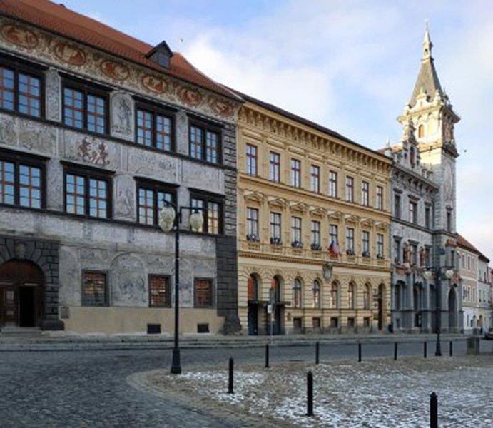 Южночешские города с финалом в Чешском Крумлове