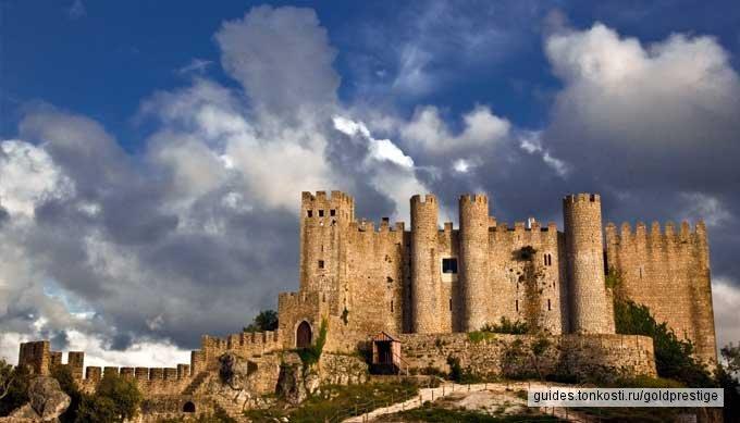 Золотое Кольцо Португалии: истории Средневековья!!!