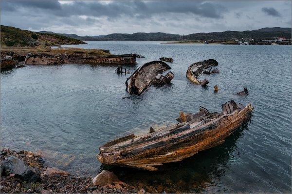 Териберка, «Левиафан», Баренцево море