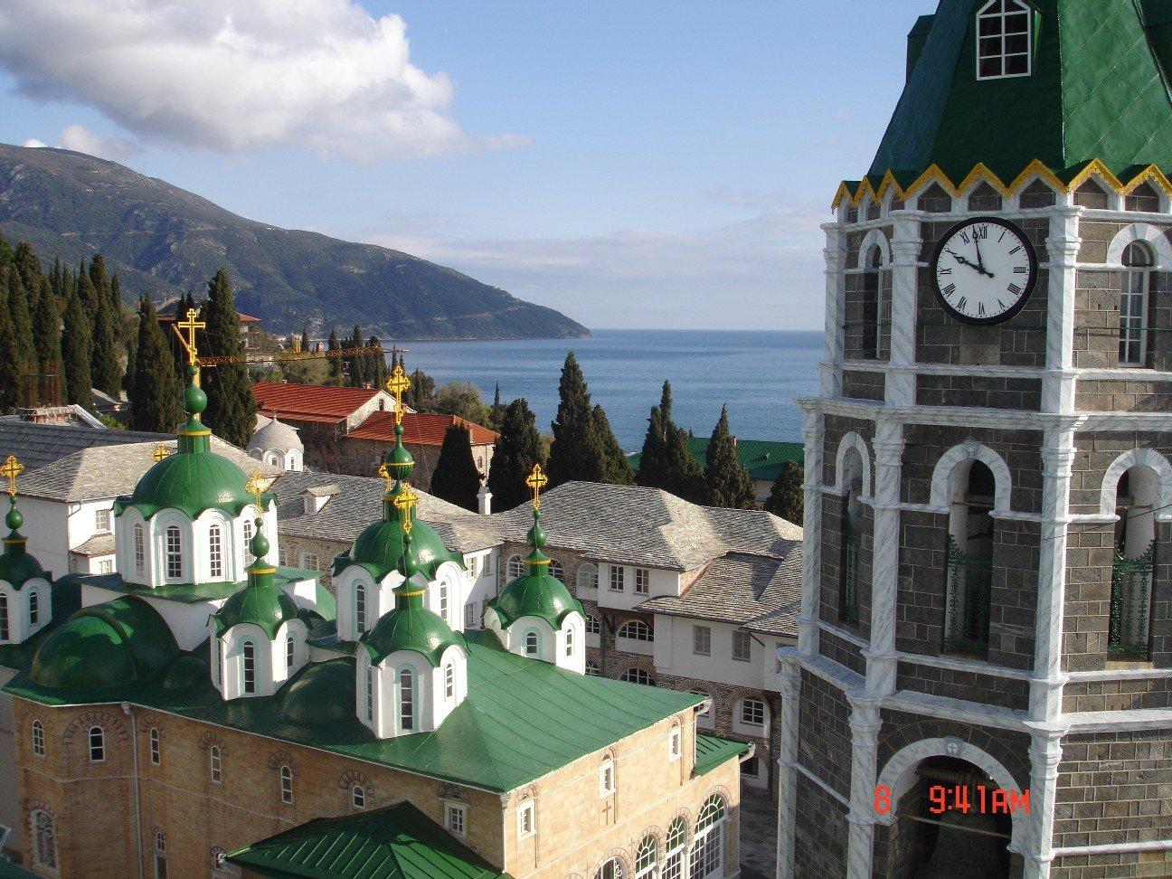 Паломническая экскурсия на святую гору Афон