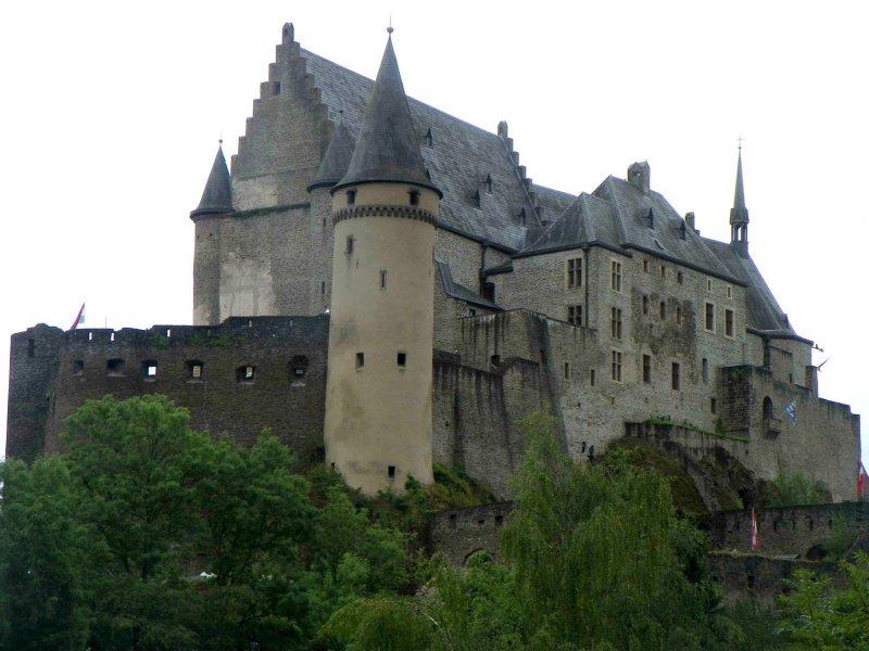 Люксембургская Швейцария, Или Маленькая Швейцария в Арденнах.