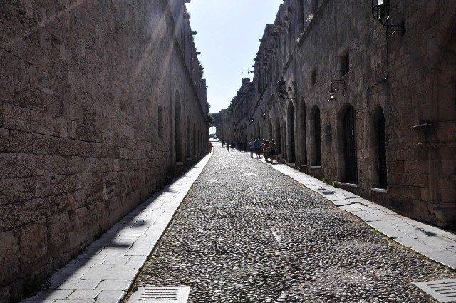 Тайны ушедших времен. Старый город Родос