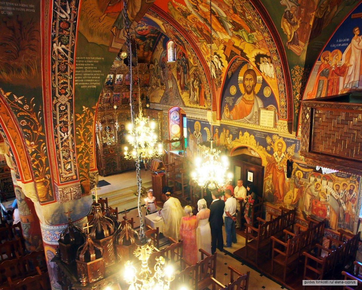 Киккос – сердце кипрских святынь