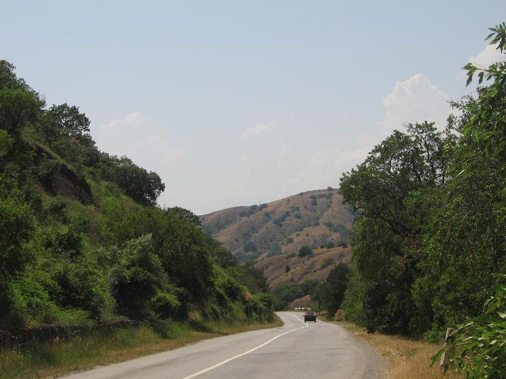 Мангуп — столица средневекового княжества Феодоро