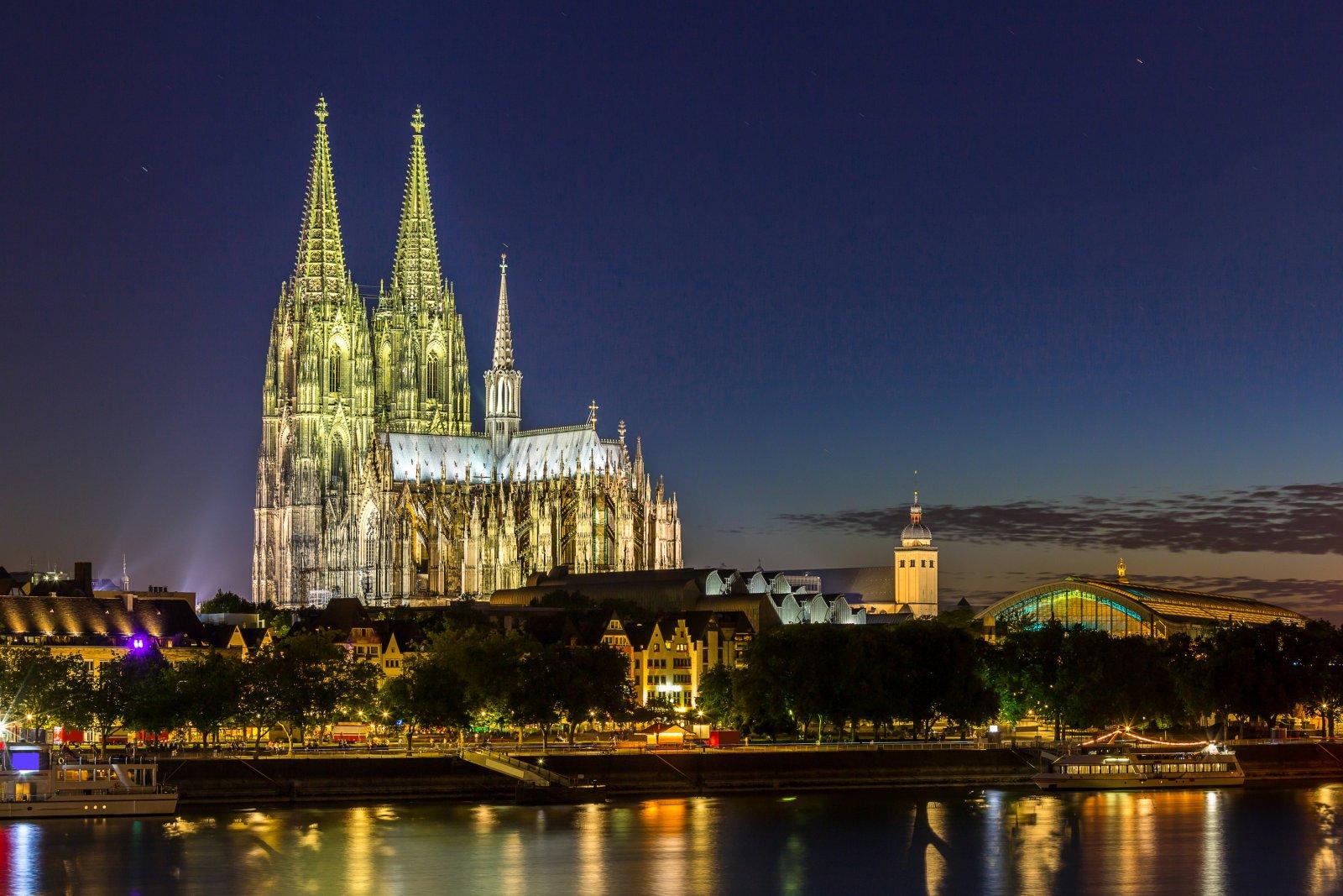 Кёльн — объект номер один в Германии