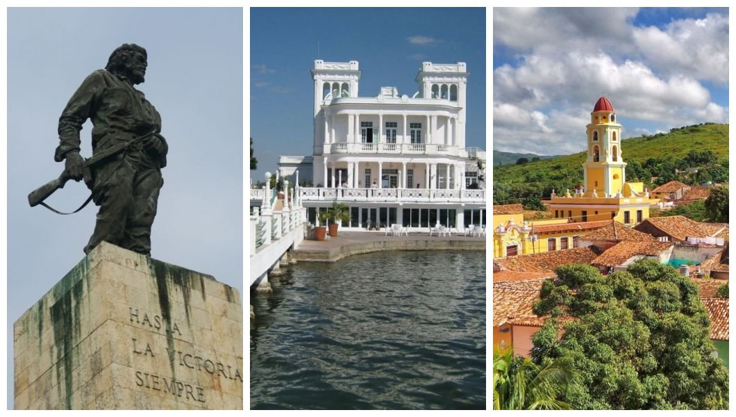 Варадеро — Санта-Клара — Сьенфуэгос — Тринидад