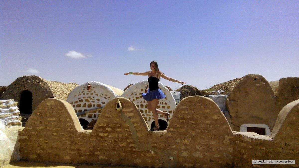 2-дневная в Сахару «Путешествие вглубь веков»