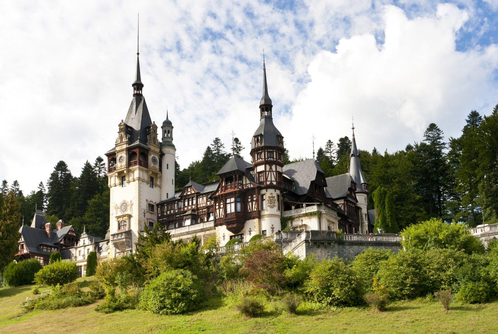 Сказочная Румыния