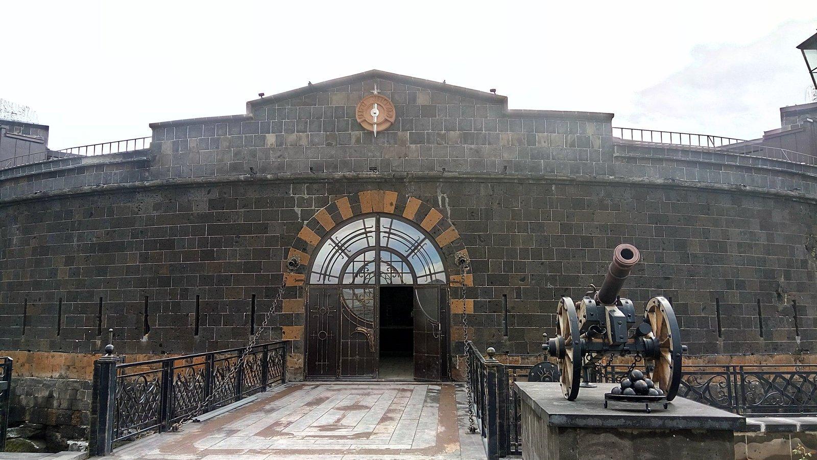 Обзорный тур по Гюмри