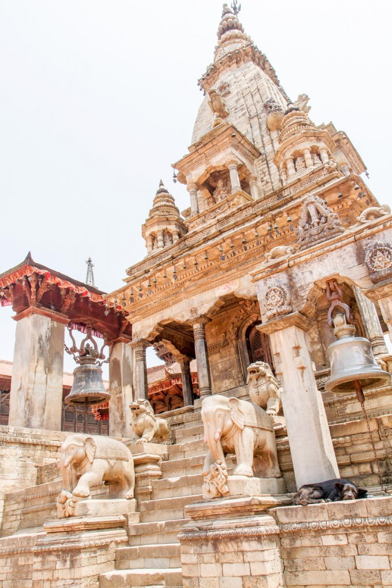 Бхактапур — город мастеров