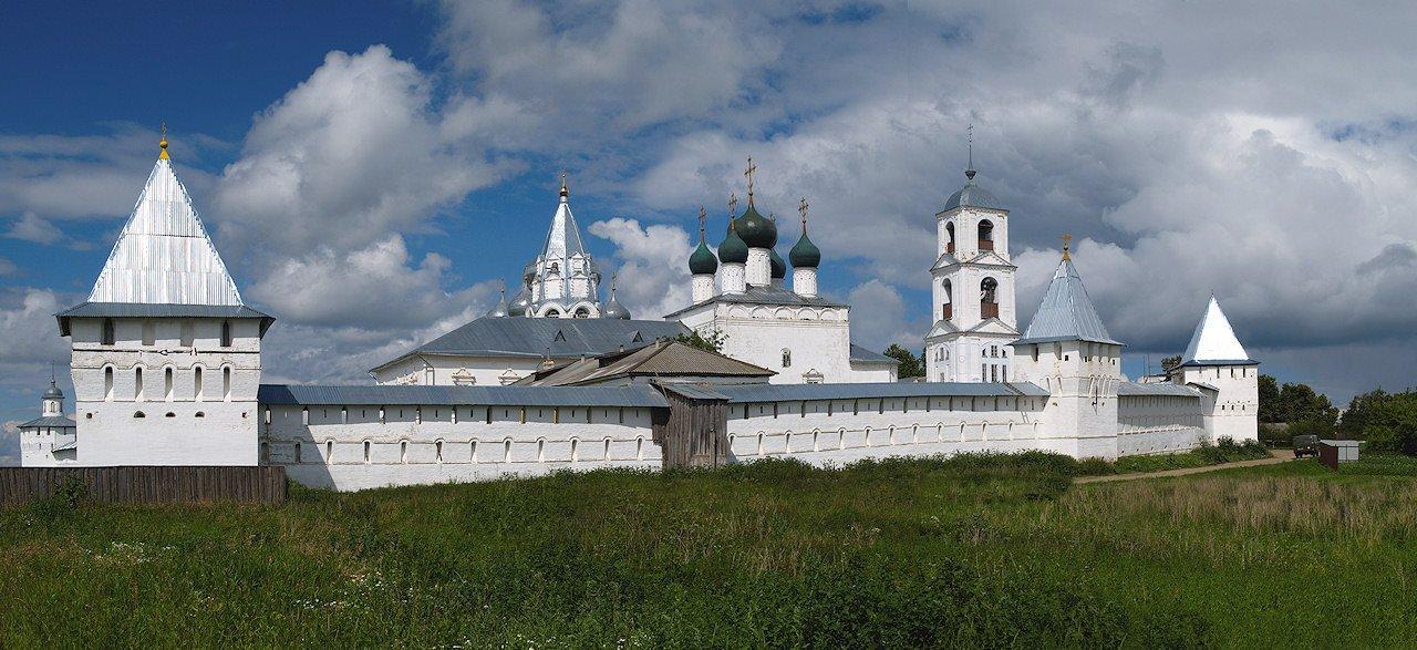 Путешествие по Переславлю-Залесскому