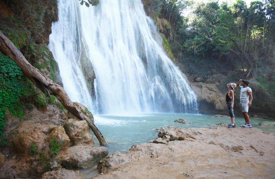 Водопад Эль-Лимон (Водопад миллионеров)