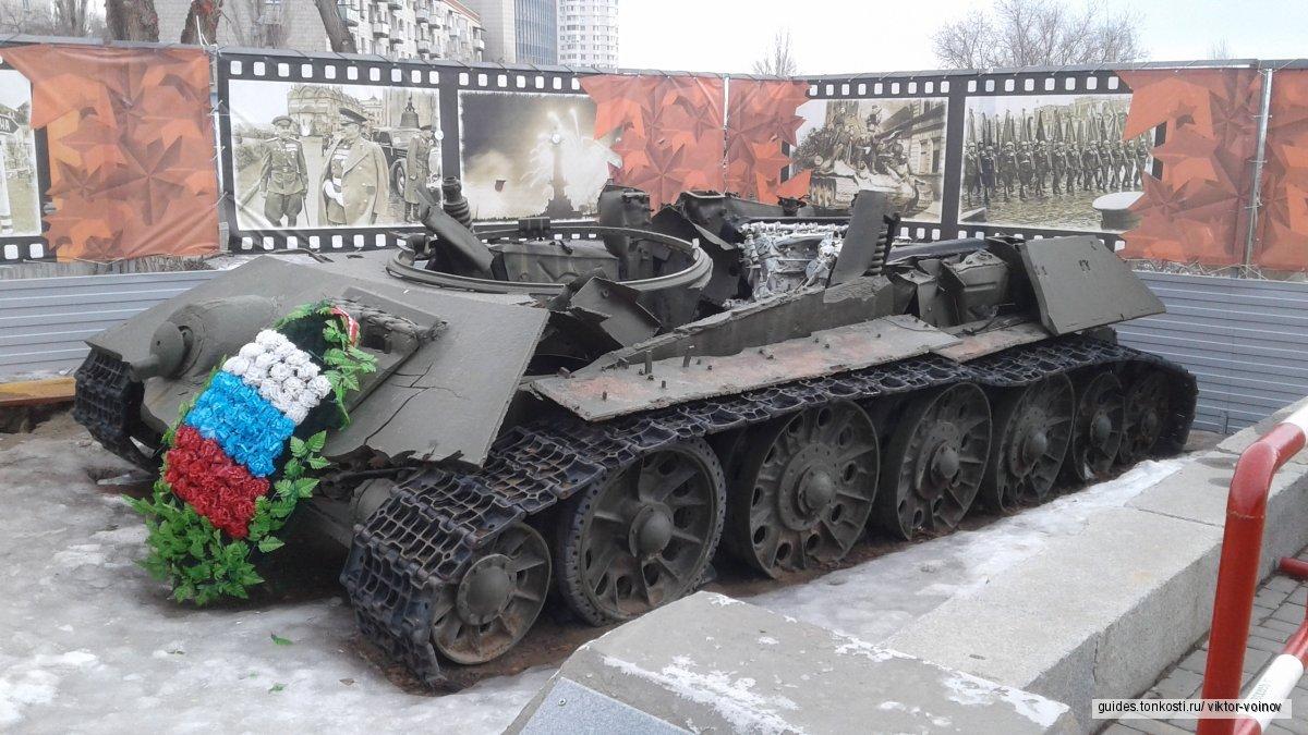 Сталинград в нашем сердце (английский, русский)