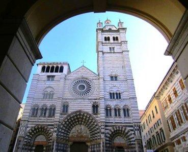 Генуя — маршрут для круизников