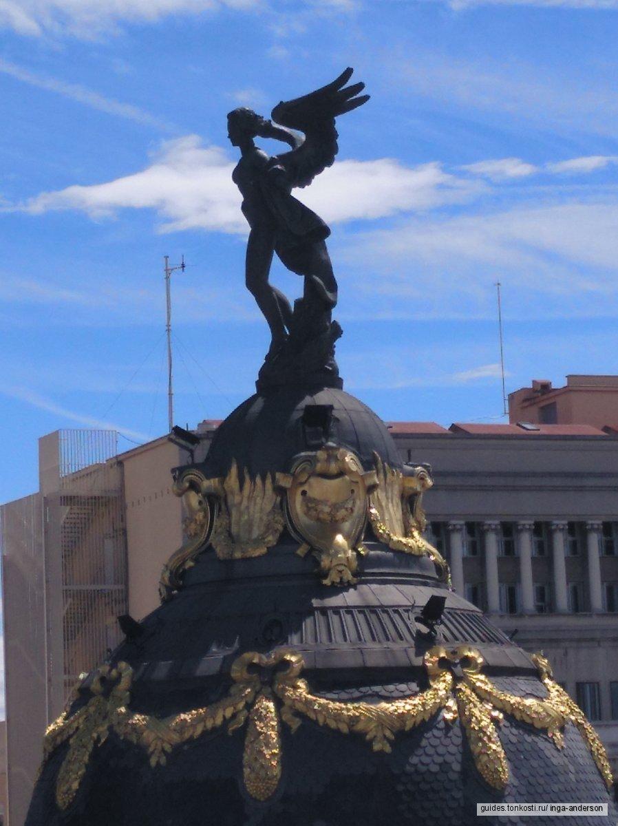 Пешеходная экскурсия по Мадриду