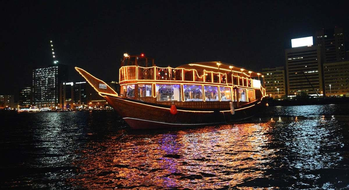 Круиз по заливу Крик на корабле «Клеопатра»