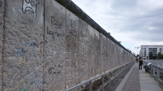 Берлинская стена. Как это было и почему...