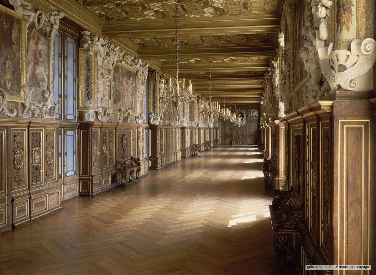 «Пристанище веков!» Индивидуальная экскурсия в замок Фонтебло