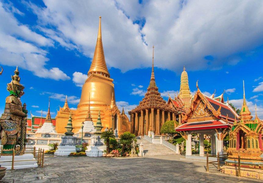 Знакомство со столицей Таиланда