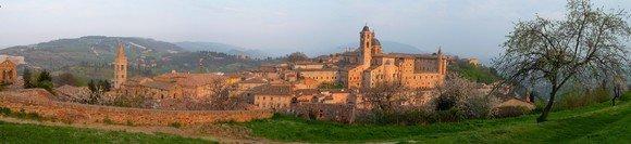 Урбино — воплощенная идея идеального города