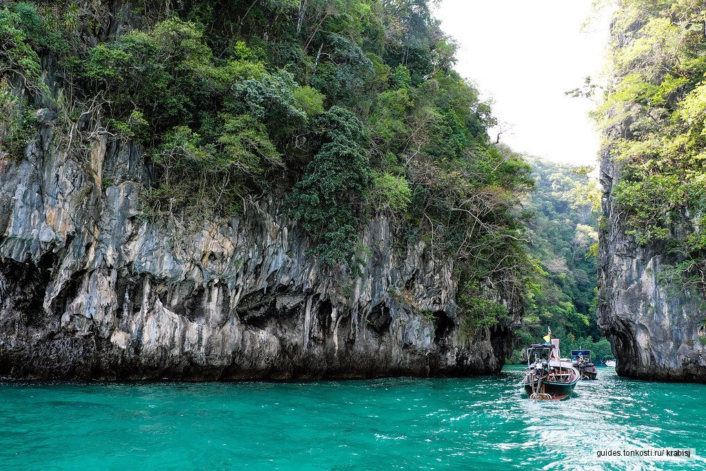 Экскурсия на райские острова Пхи-Пхи