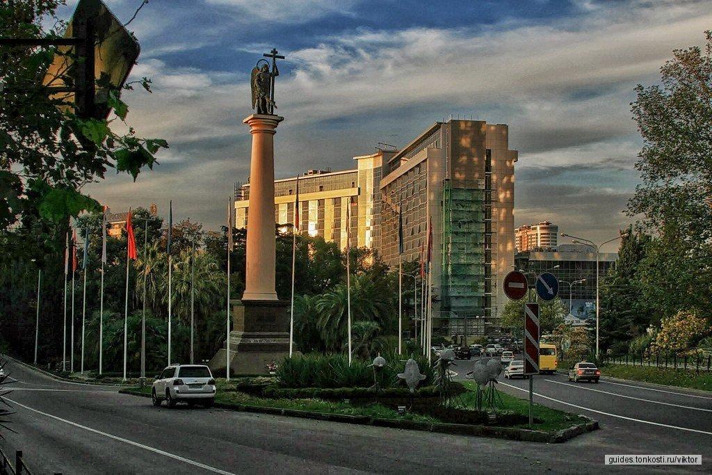 Обзорная экскурсия по городу Сочи (расширенный вариант)