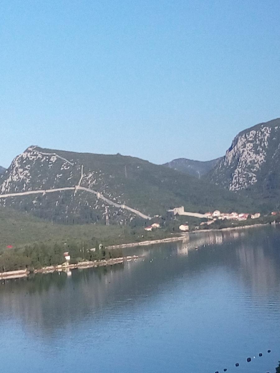 Полуостров Пелешац и Стонские крепостные стены