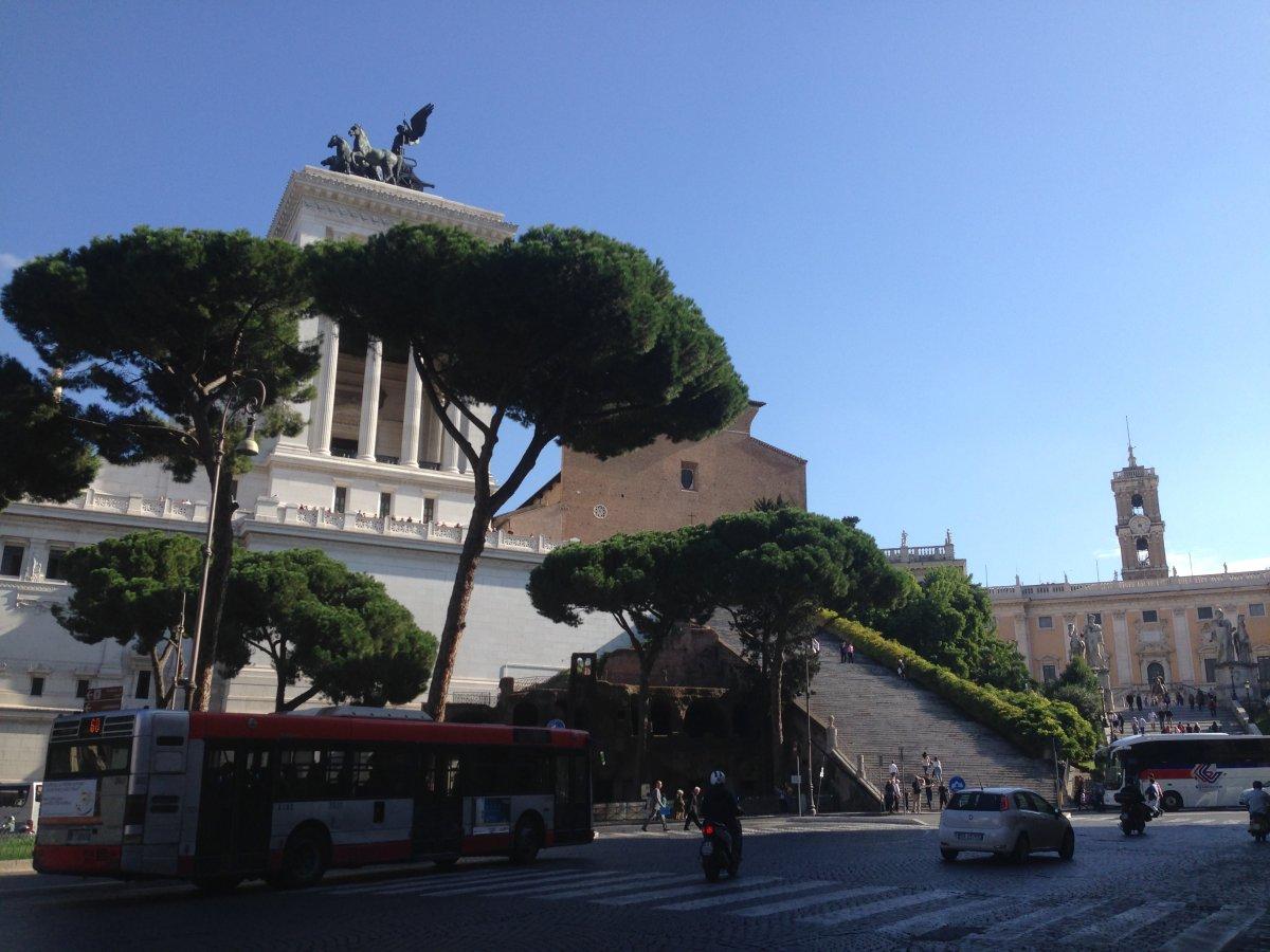 Римские каникулы за 1 день!