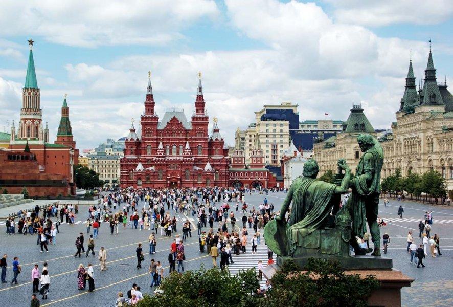 Москва сквозь века