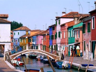 Острова Венецианской лагуны — Мурано, Бурано и Торчелло