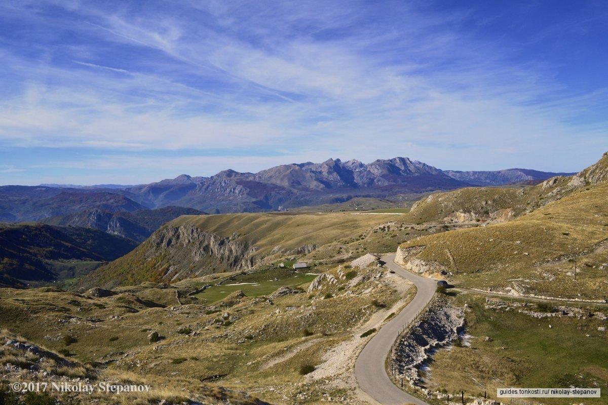 2-дневный авторский тур на каньоны и север Черногории. Уникальные места, озера. Комфортный по темпу